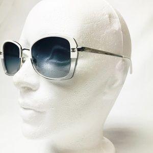 Chanel Retro Square Two-tone Sunglasses #61